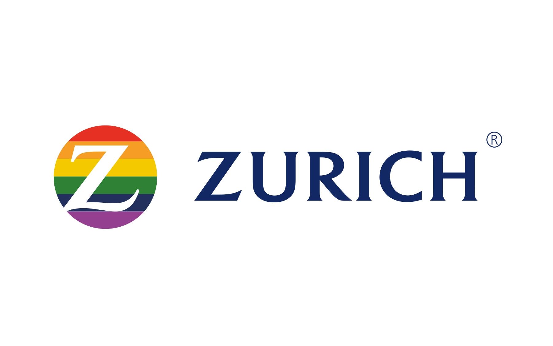 Zurich - Logo arcobaleno Pride