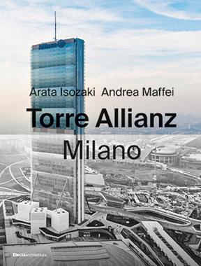 Copertina libro Torre Allianz Milano